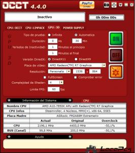 OCCT GPU-3D Locopcs